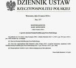 Dz U Komisja