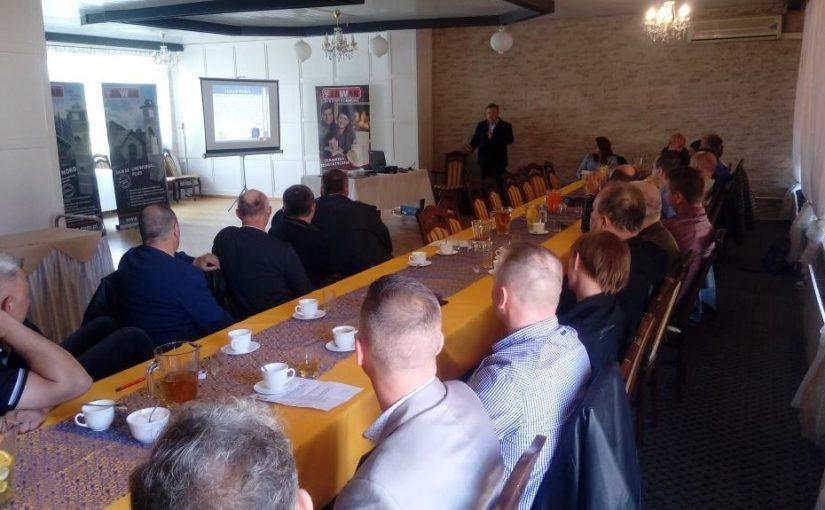 Zebranie Oddziału w Toruniu